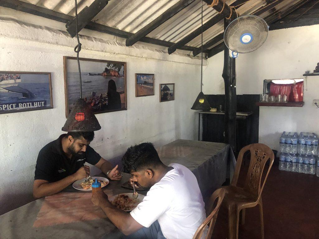 Interior Spice Roti Hut