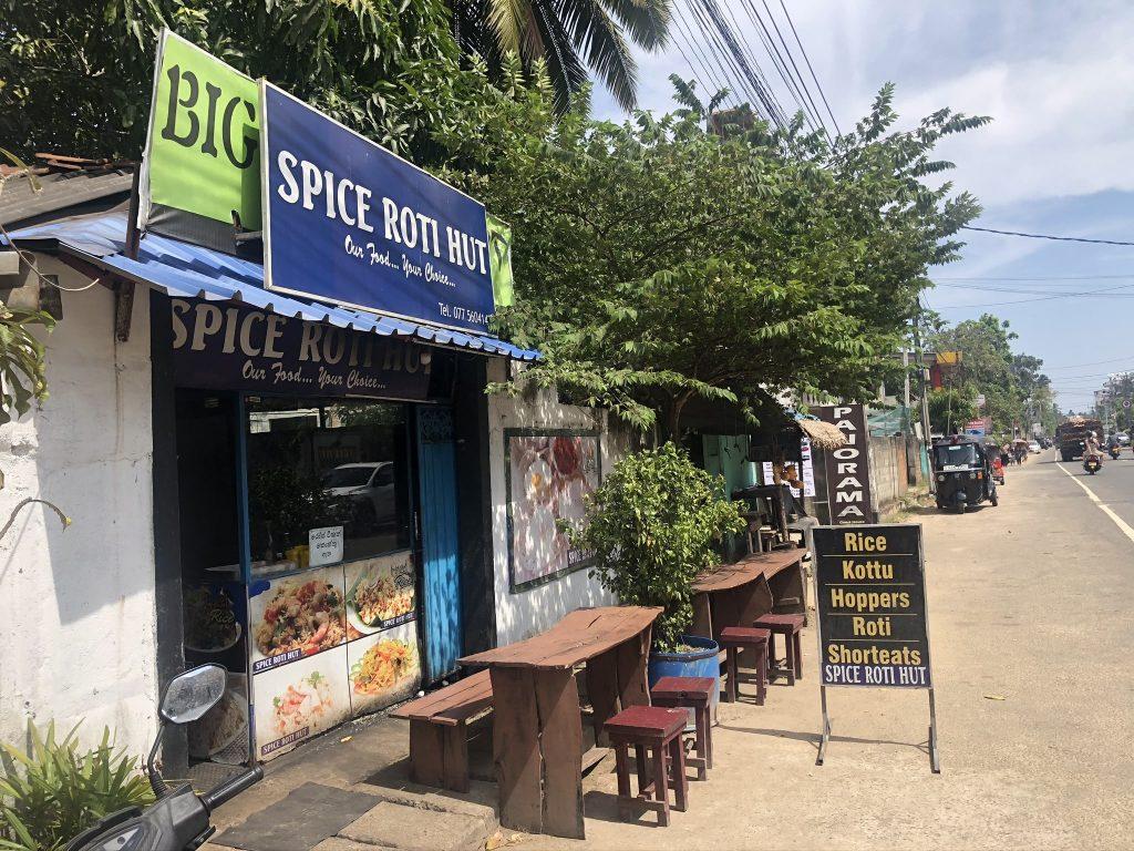 Spice Roti Hut