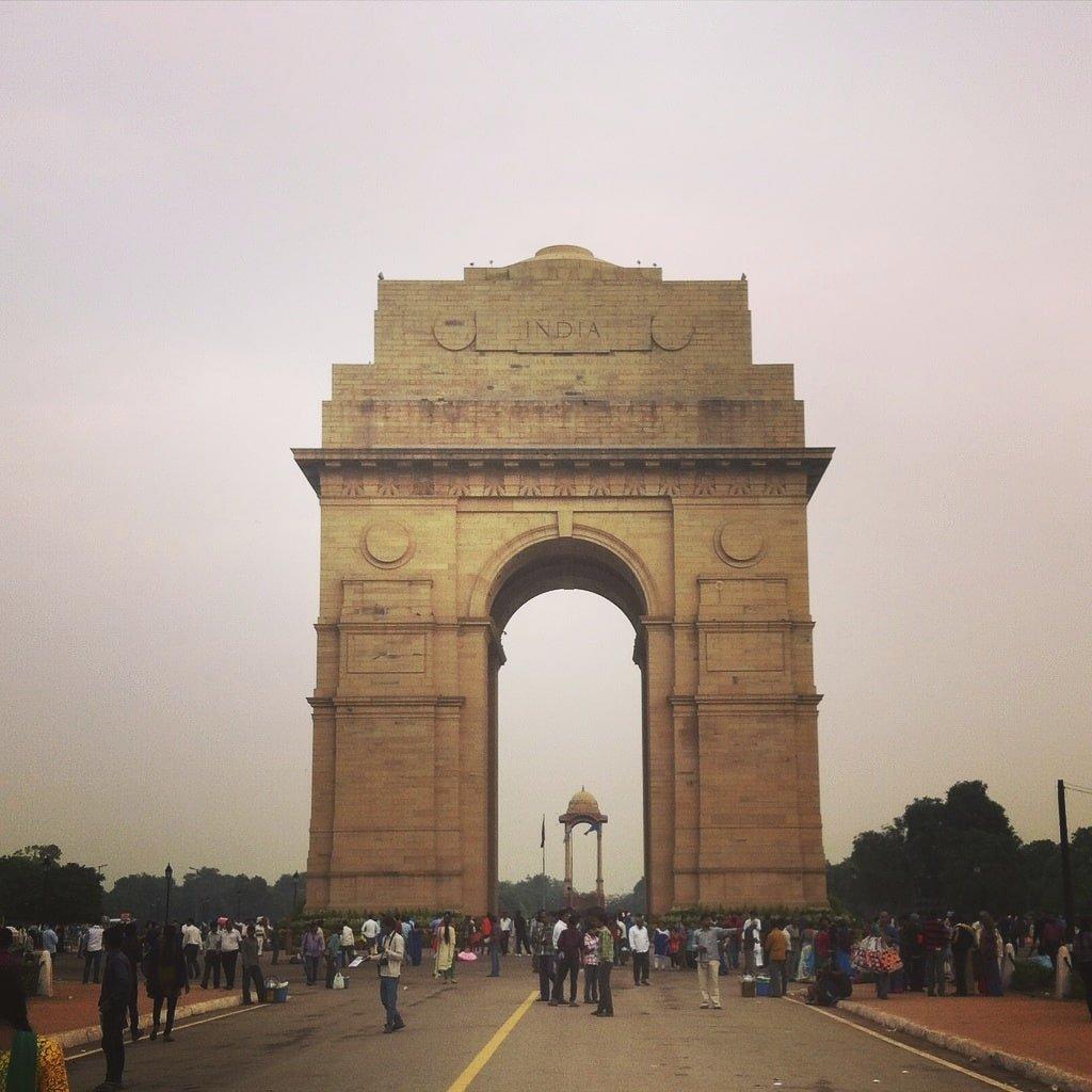Puerta de Delhi