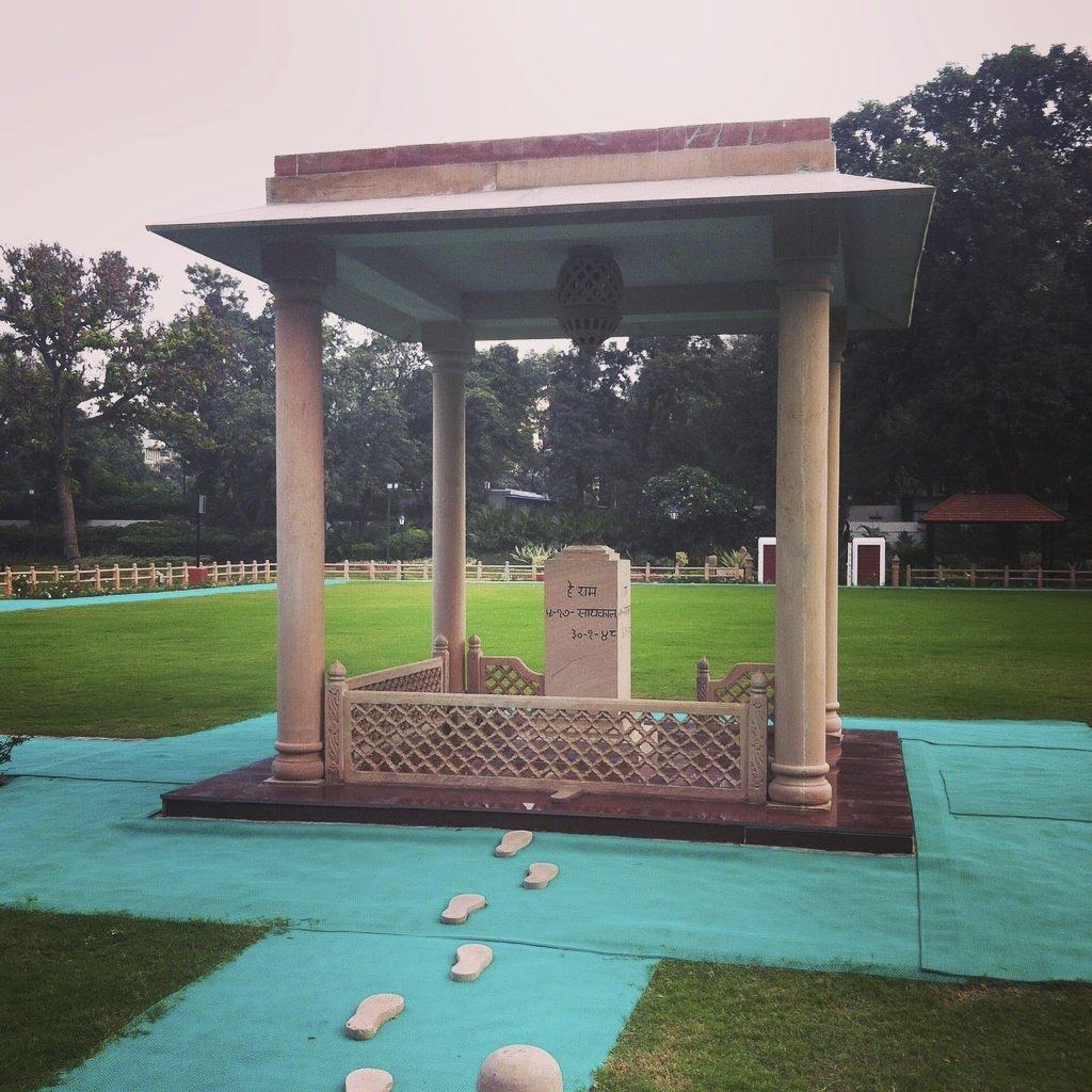 Monumento a Gandhi
