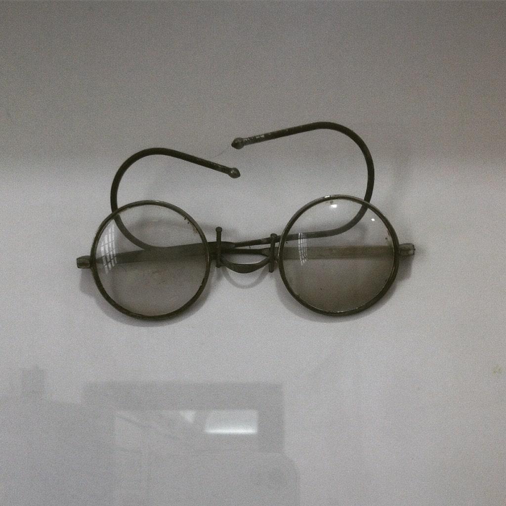 Gafas de Gandhi
