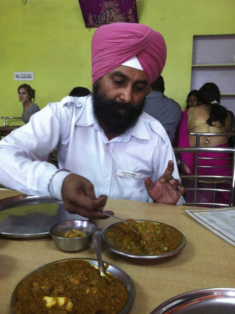 Sakatar Singh Guía India
