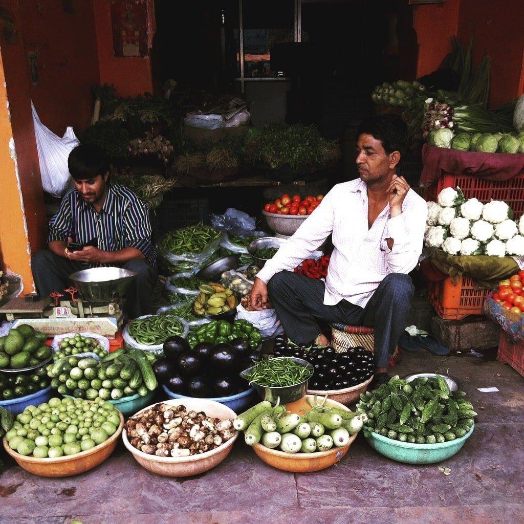 Mercado Jaipur