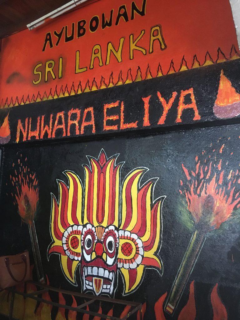 Murales-estación-de-autobuses-de-Nuwara Eliya