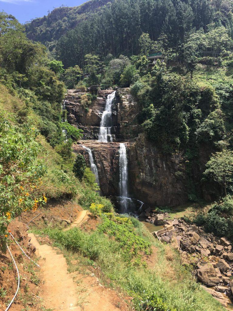 Cascada-Nuwara Eliya