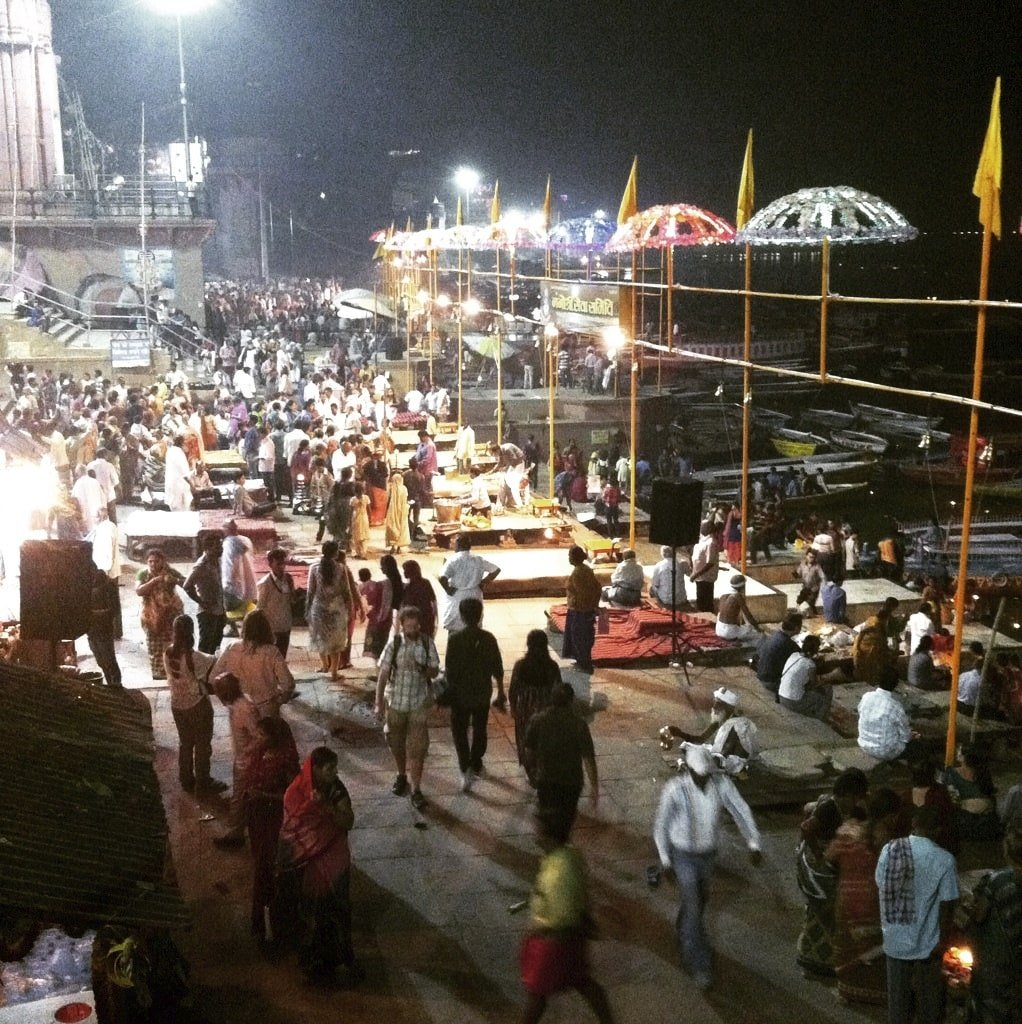 Dasaswamed Ghat