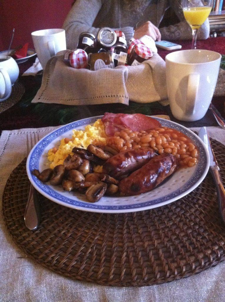 Desayunos en el Covenstead