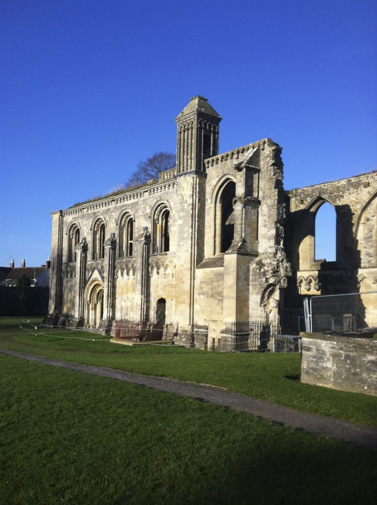 Abadía Glastonbury