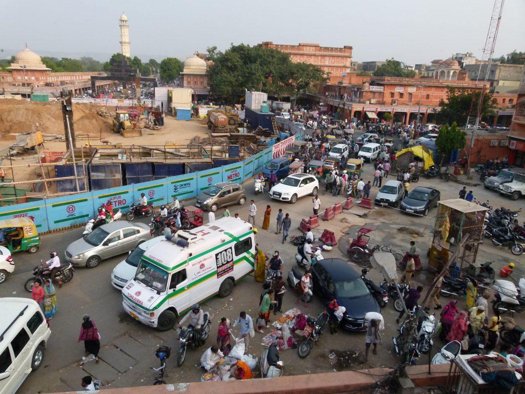 Vistas de Jaipur