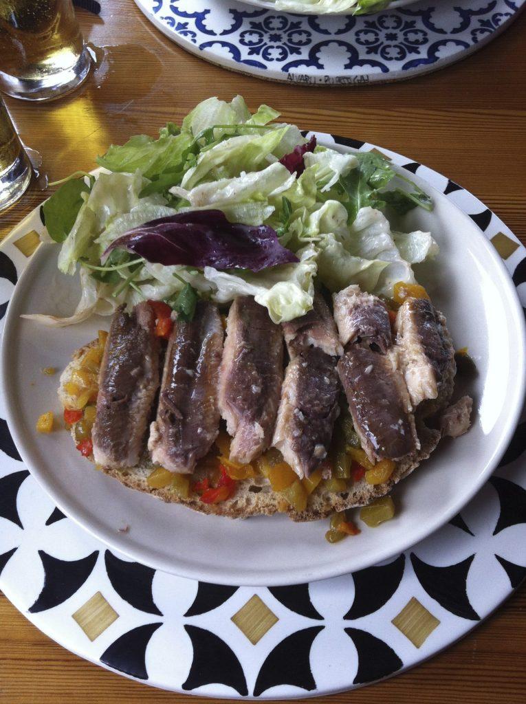 Sardinas Restaurante Resto do Chapito