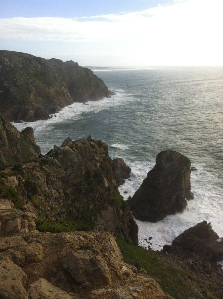 Acantilado Cabo da Roca