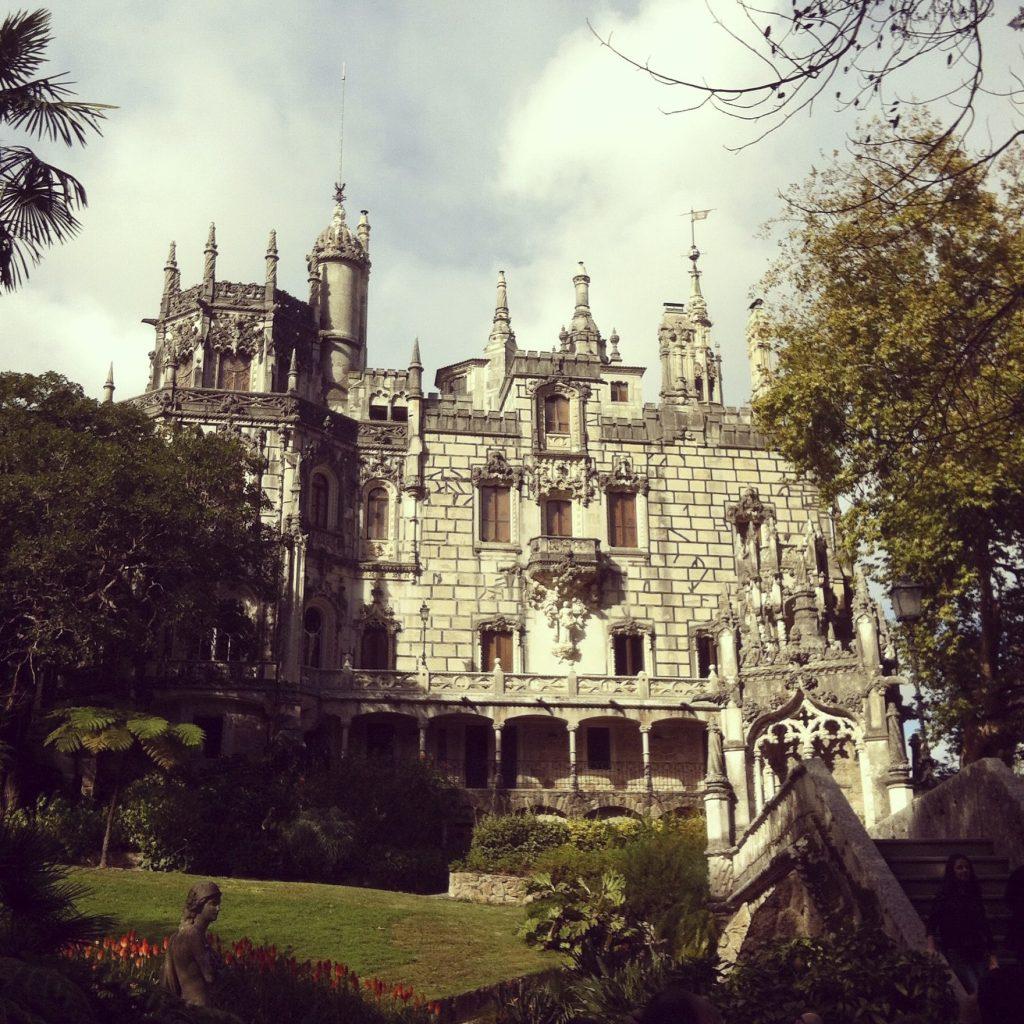 Palacio de la Quinta de Regaleira