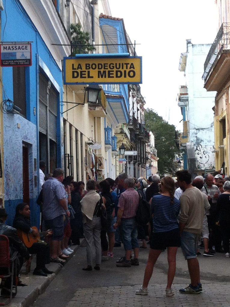 Bodeguita del Medio Habana