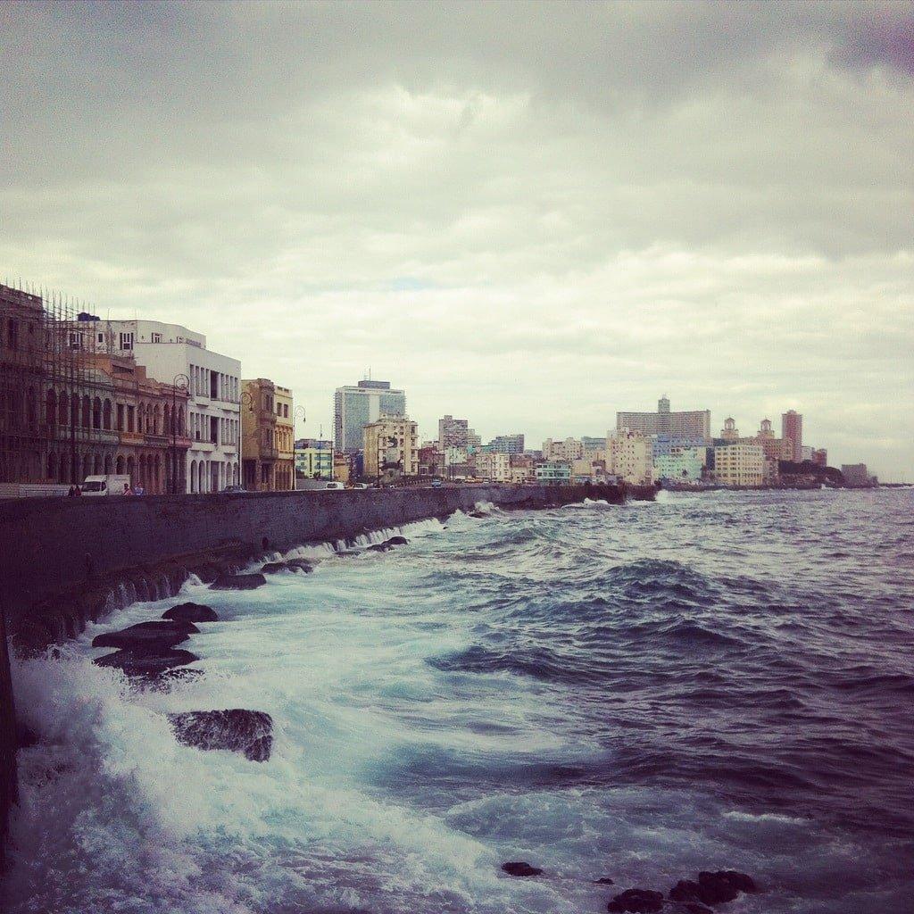 Malecón Habana