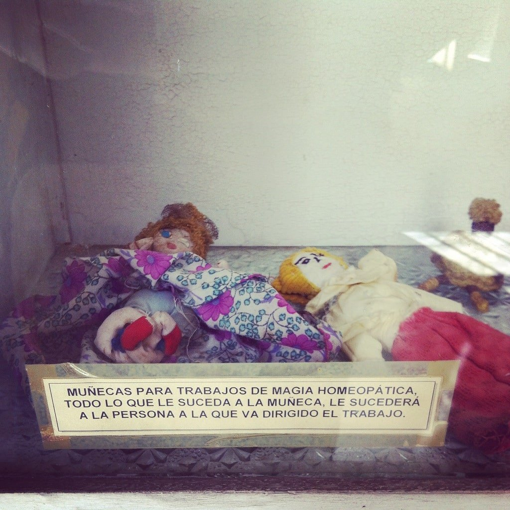 Muñecas Voodoo