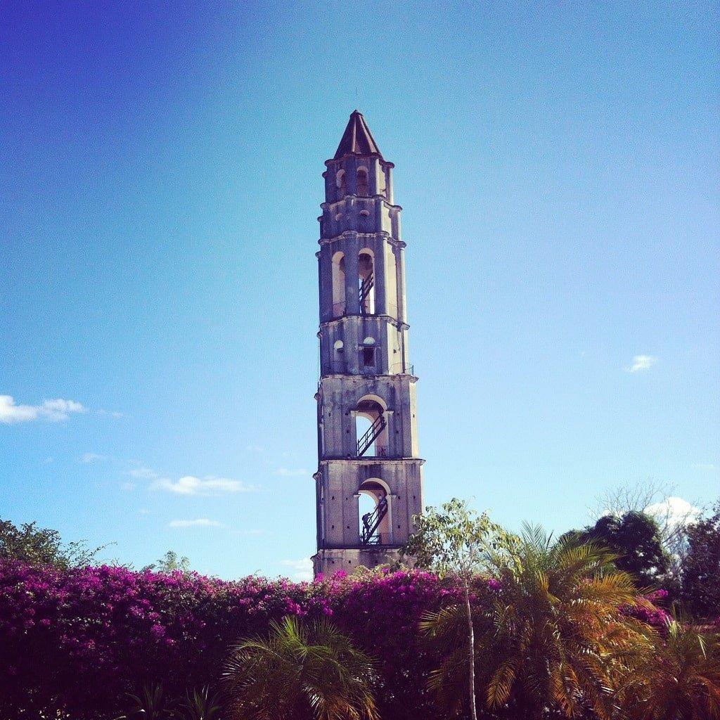 Torre ingenio de Manaca Iznaga